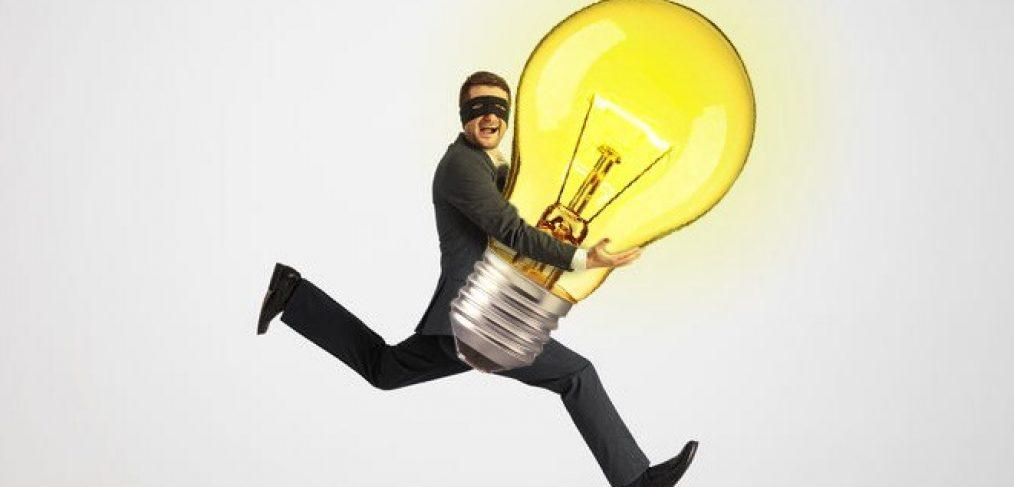 Vole d'idées d'entreprises